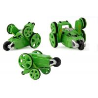 Cheap 360 ° Spinning Transformer Remote Control Car Stunt Vehicle With Lights 2.4Ghz wholesale