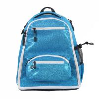 Cheap Cheerleaders Fashion Sports Backpack With Four Pocket Zip Closure PVC Material wholesale