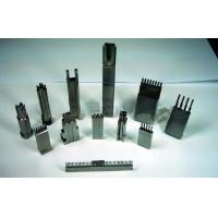 Cheap ROSH ISO Copper , Steel CNC Milling Precision Mold Components / Accessories wholesale