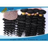 Buy cheap High Quality Raw Virgin Brazilian Hair Clip in Extensions Long Clip On Hair Extensions Walmart Hair from wholesalers