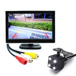 Cheap 5 Inch Car Rear View Monitor Night Vision 12.5cm*16.8cm*14cm Dimension wholesale