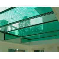 Buy cheap glass balcony, laminated glass, size at 300x300mm, float glass, color glass, from wholesalers