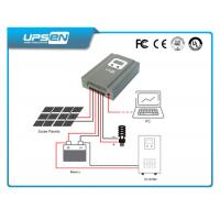 Cheap MPPT Solar Charge Controller with RS232 for Communication and LCD display for sale