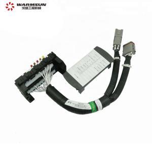 Cheap 10123861 Excavator Harness Fuse Box SY210C8M.5.2 Excavator Electric Parts wholesale