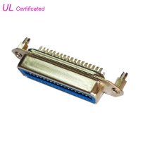 Cheap 0.085in Champ 24 pin Centronics Connector , Solder Female Connector 50pin 36pin 14pin wholesale