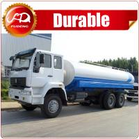 Cheap HOWO 6x4 10m3 water tank truck with factory low price wholesale