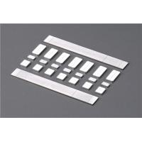 Cheap Electrical Protectors Equipment Silver Alloy Contacts Sheet AgW with ISO 9001 wholesale