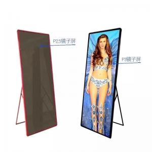 Cheap Indoor Custom LED Display P2.5 P3 Full Color Poster Screen 1500 Nits Brightness wholesale