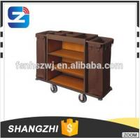 High Quality Hotel Used Laundry Cart/Housekeeping Trolley