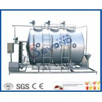 Cheap 500L/800L/1000LPH   Small Conjunct Type Cleaning In Place machine/CIP Cleaning System for equipment washing for sale