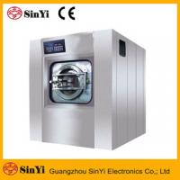 Cheap (XGQ-F) 10-100kg automatic stainless steel hotel commercial laundry equipment industrial washing machine wholesale