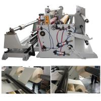 Cheap 1000FQ low adhesive rubber tape slitting machine for max width 1000mm roll wholesale