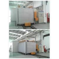Cheap High Temp Bogie Hearth Furnace Fully Automatic Control Large Loading Capacity wholesale