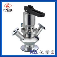 Cheap Convenient Sanitary Sample Valve Corrosion Resistant Brewery Industry Use wholesale