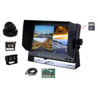 Buy cheap 7inch 4-channel Car Mobile DVR from wholesalers