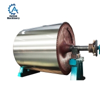 Cheap Paper making machine yankee dryer cylinder from China manufacturer wholesale