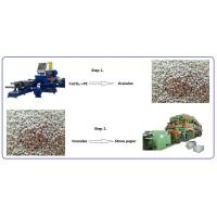 Cheap Note Book Stone Paper Making Machine With Printing Technology / Kneader wholesale