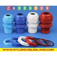 Cheap Elongated Metric Polyamide Dome Cable Gland Waterproof IP68 Rated & IP69K Rated wholesale