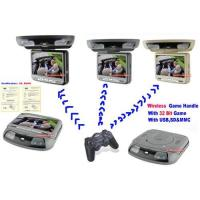 Cheap Car roof mount dvd player lcd monitor system wholesale
