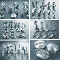 Cheap sanitary stainless steel pipe fittings (union,elbow,clamp,hose joint,manhole cover,sampling valve,cl wholesale