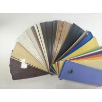 China Furniture Accessory Plastic Edge Banding Tape / PVC Edge Banding.Laminated Pvc Edge Banding For Mdf on sale