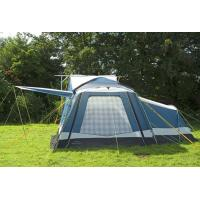 China Waterproofing Camping Drive Away Awnings for motorhomes , steel poles on sale