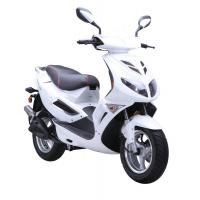 Cheap B09 50CC Gas Online Scooter (LS50QT-21) , 4 Stroke Gas Powered Motor Scooters wholesale
