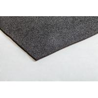 3 mm Thick Natural Foam Rubber Acoustic Sound Insulation Material With Self Adhesion