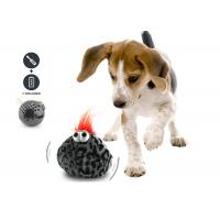 Cheap Lovely Shaking Jumping Squeaky Dog Ball , Motorized Ball Dog Toy With Batteries wholesale