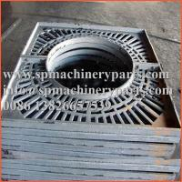 Cheap Custom designs landscaping durable standards high grade quality  gray cast iron tree grates and frames wholesale