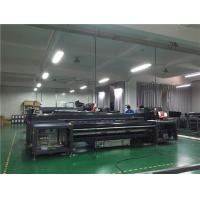 Cheap 1200 Dpi Auto Digital Printing Machine For Fabric / Textile Colorful Printing wholesale