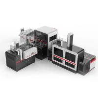 Cheap High Precision Automatic Positioning Machine For Rigid Box Manufacturing wholesale