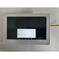 China Auto Boot Kiosk Mode 7 Inch Android OS POE Touch Tablet PC No Physical Button on sale