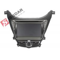 Cheap HYUNDAI ELANTRA Android Car DVD Player With Navigation System Support 3G wholesale