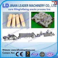 Cheap Chocolate Core Filling Snacks Processing Line wholesale