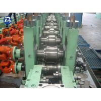 Cheap Carbon Ssteel Welded Tube Mill Machinery 8mm , Round Seamless Pipe Production wholesale