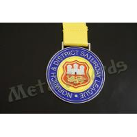 Europe Design Custom Sports Medals Customized Medallion With Lion Logo