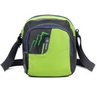 Cheap Unisex Promotional Nylon Cross Shoulder Travel Messenger Bags 17*5*15 cm wholesale