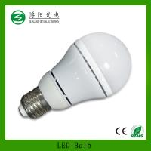 China E27 7w residential lighting energy saving  led light bulbs wholesale on sale