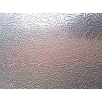 Cheap 1060 1070 Anodized Aluminum Plate Embossed Checkered Refrigerator Decoration wholesale