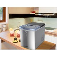 Cheap Stainless Steel Countertop Ice Maker White Red Silver Customized Color wholesale