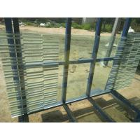 "Cheap mirror glass, architectural glazings, facade and interior builders, silkscreen glass 96""x130"" wholesale"