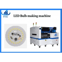 Cheap 80000 Cph LED Bulb SMT Pick And Place Machine For Dob Panel Light wholesale