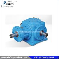 China T Series Spiral Bevel Gear Reducer/Gearbox on sale