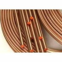 Buy cheap 6.0mm, 6.35mm bao steel strap copper coated two sides steel tube for refrigerati from wholesalers