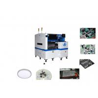 Cheap 8kw LED Bulb Fast Speed Pick And Place Smd Machine HT-E5D 0.02mm Chip Precision wholesale