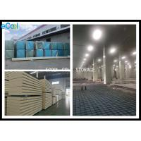 Cheap Color Steel Sheet Cold Storage Panels With Low Thermal Conductivity wholesale