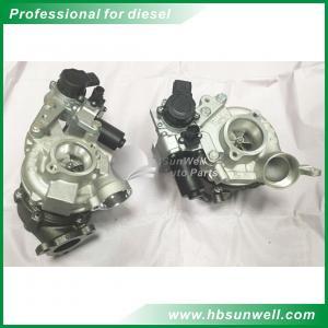 Cheap Original/Aftermarket  High quality 1VD-FTV VDJ78 engine parts Turbocharger VB22 VB23 VB36 VB37 for Land Cruiser Vehicle wholesale