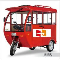 Cheap gasline tricycle rickshaw for passager wholesale