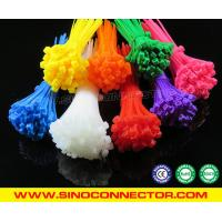 Buy cheap Premium quality polyamide wire cable ties (nylon plastic zip ties / tie wraps) from wholesalers